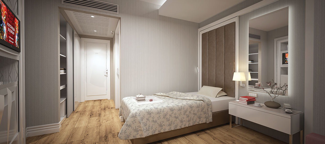 WOME DELUXE OTEL STANDART ODA